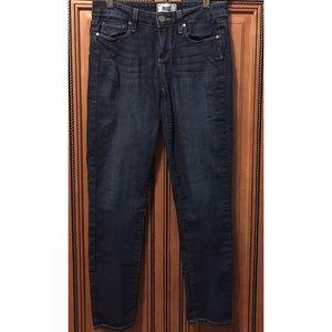PAIGE KYLIE crop Jeans 26